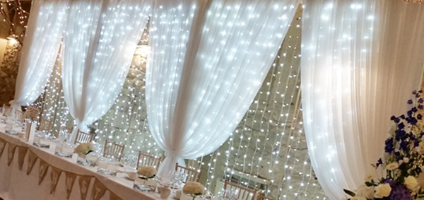 Draping And Designed Deco Pulse Events