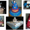 Kiddies Party Cakes